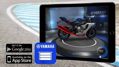 My Garage App - Supersport