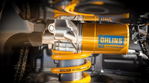 Öhlins Advanced Suspension Technology