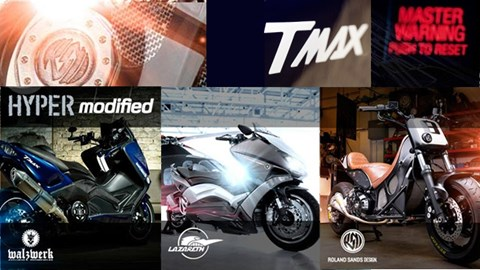TMAX hyper-modified