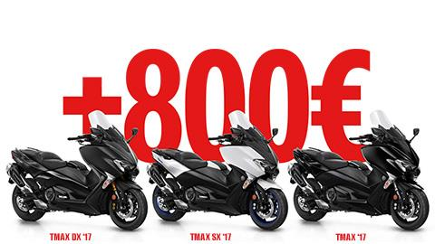 Offre TMAX 2017