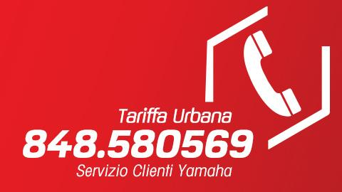 Servizio Clienti Yamaha Italia