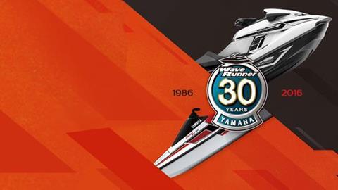 WaveRunner: 30 lat znaczących osiągnięć