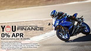 0% - YOU Yamaha Motor Finance