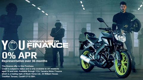 0% - YOU Yamaha Motor Finance