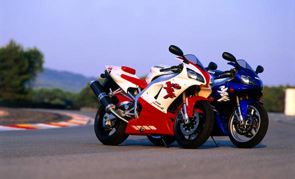 1998 R1 >> Yamaha Supersport Yamaha Design Cafe English Yzf R1 History 1998