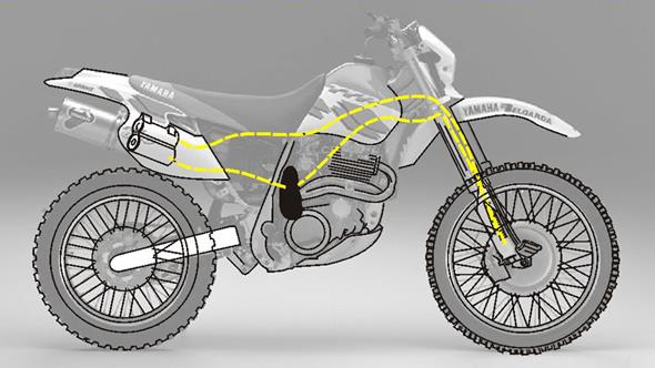 yamaha archives des articles le syst me r volutionnaire deux roues motrices sur motos. Black Bedroom Furniture Sets. Home Design Ideas