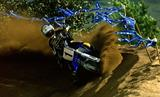Yamaha 250 and 426 motocross and enduro development background (en inglés)