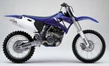 Press information: YZ250F, YZ426F, WR (en inglés)