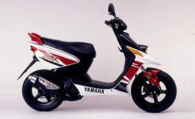 SPY, Yamaha's first supersports scooter