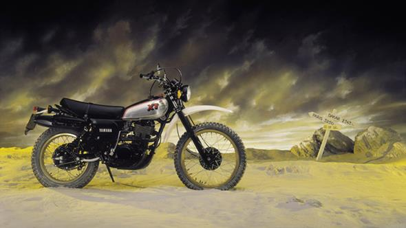 It is simply a cult: the XT wrote motorcycle history