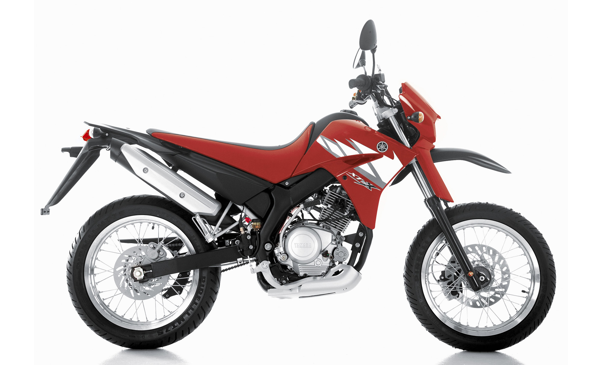 yamaha off road xt125x all rounder with emotion page 1. Black Bedroom Furniture Sets. Home Design Ideas