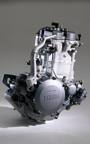 High power 4-stroke engine