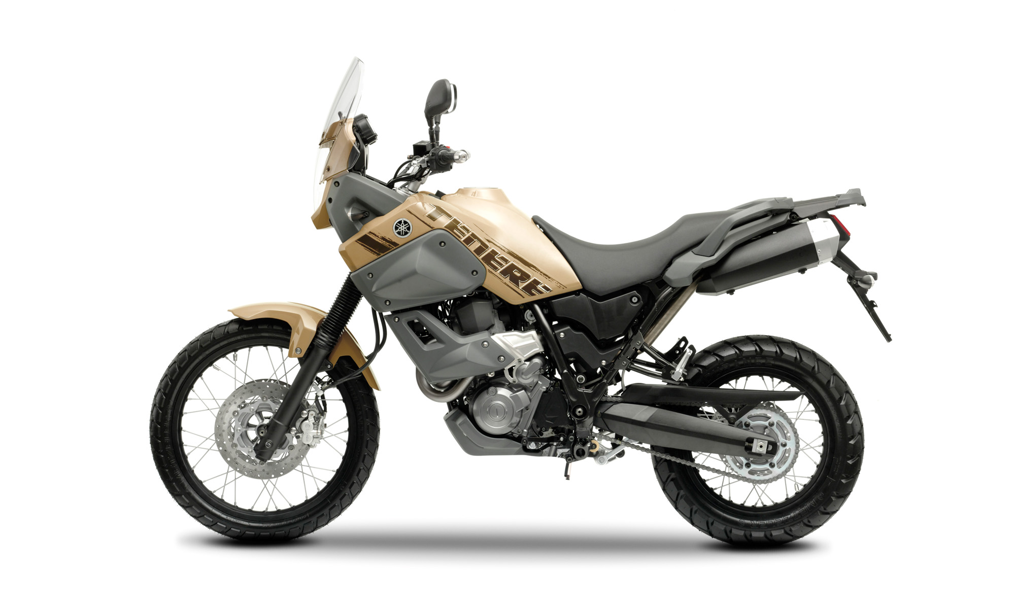 Yamaha Off Road XT660Z Tenere The Legend Is Back