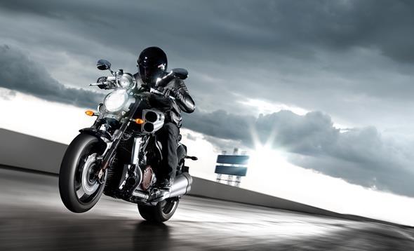 Die neue VMAX: Power und Adrenalin