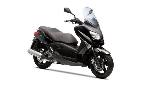 X-MAX 250 History: all models, all colours 2005-2013