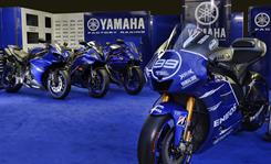 Race Blu séries: L'identité sport de Yamaha