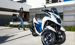 Le concept Tricity : étude de style pour un véhicule urbain décontracté