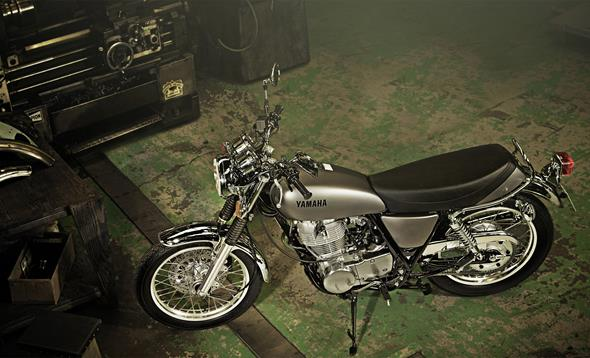 SR400: Appeal to the Soul since 1978