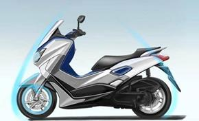 2015_G125YM_Scooters_Design sketch shows the minimal overhang from 236-613064 (gc_single_col)