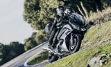 FJR1300: Dynamic, Powerful, Luxurious