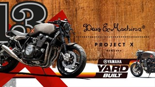 XJR1300 Project X by Deus