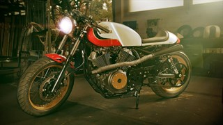 Yard Built XV950 'Boltage' by Benders