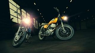 Yard Built SR400 'Stallion und 'Bronco' by KEDO