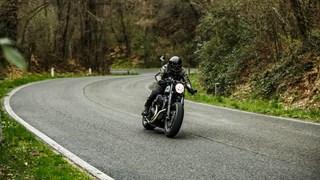 """Die neue Yard Built XV950 """"Speed Iron"""" von Moto di Ferro"""