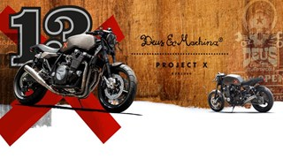 XJR1300 Project X by Deus