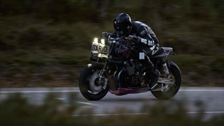XJR1300 'Big Bad Wolf' by El Solitario