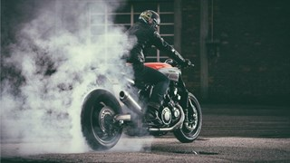 VMAX 'Infrared' by JVB Moto