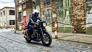 Yard Built XJR1300 by Iron Heart