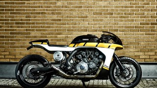 YARD BUILT VMAX 'CS_07 GASOLINE' BY it roCkS!bikes