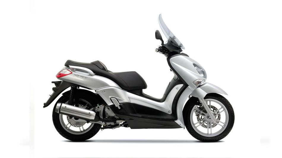 x city 250 2008 scooter yamaha motor italia. Black Bedroom Furniture Sets. Home Design Ideas