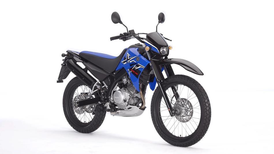 xt125r 2008 motocicli yamaha motor italia. Black Bedroom Furniture Sets. Home Design Ideas