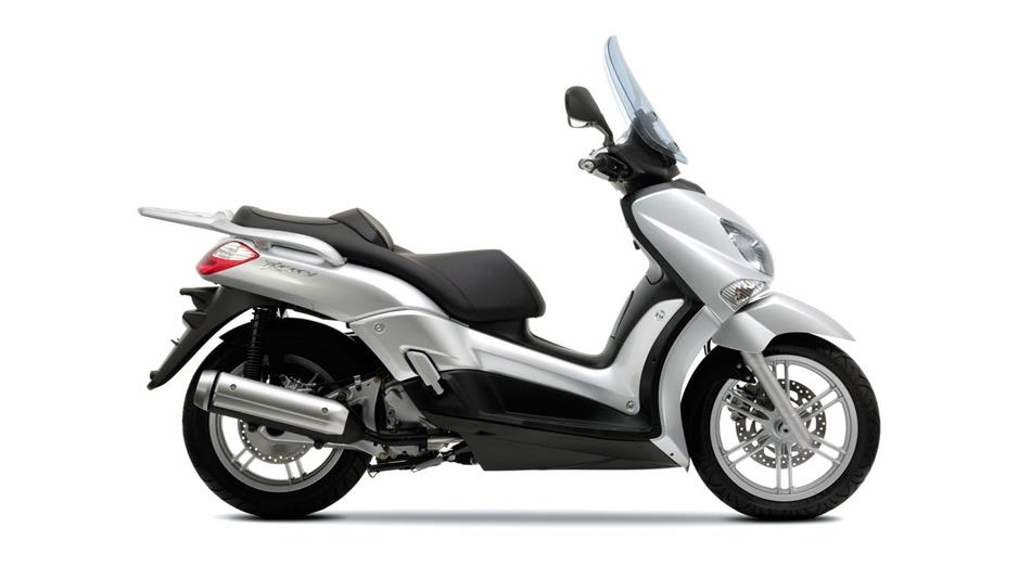 x city 250 2009 scooter yamaha motor italia. Black Bedroom Furniture Sets. Home Design Ideas
