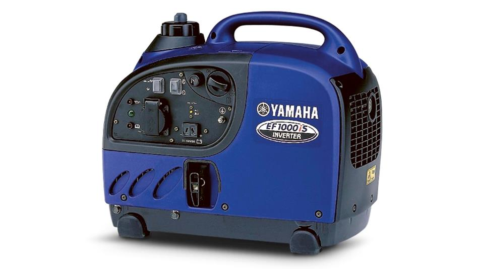 Ef1000is 2010 generators yamaha motor france for Yamaha generator ef1000is