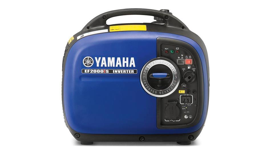 YAMAHA MOTOR FRANCE : Une gamme de groupes électrogènes Yamaha (EF 1000 IS,