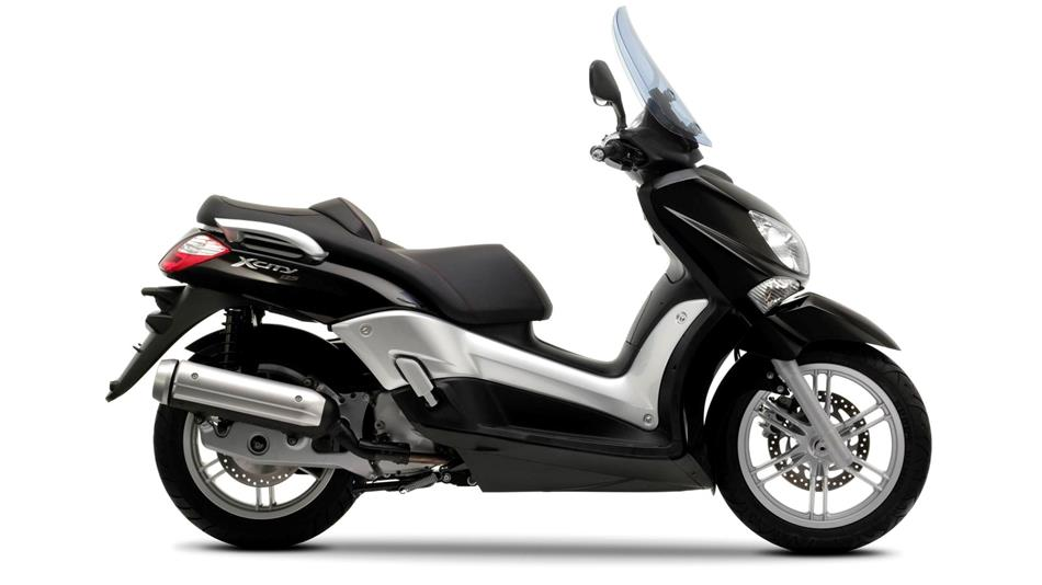 x city 125 2014 scooter yamaha motor italia. Black Bedroom Furniture Sets. Home Design Ideas