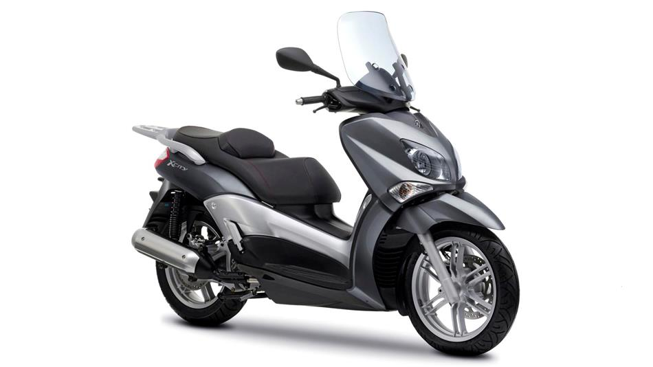 x city 250 2010 scooter yamaha motor italia. Black Bedroom Furniture Sets. Home Design Ideas