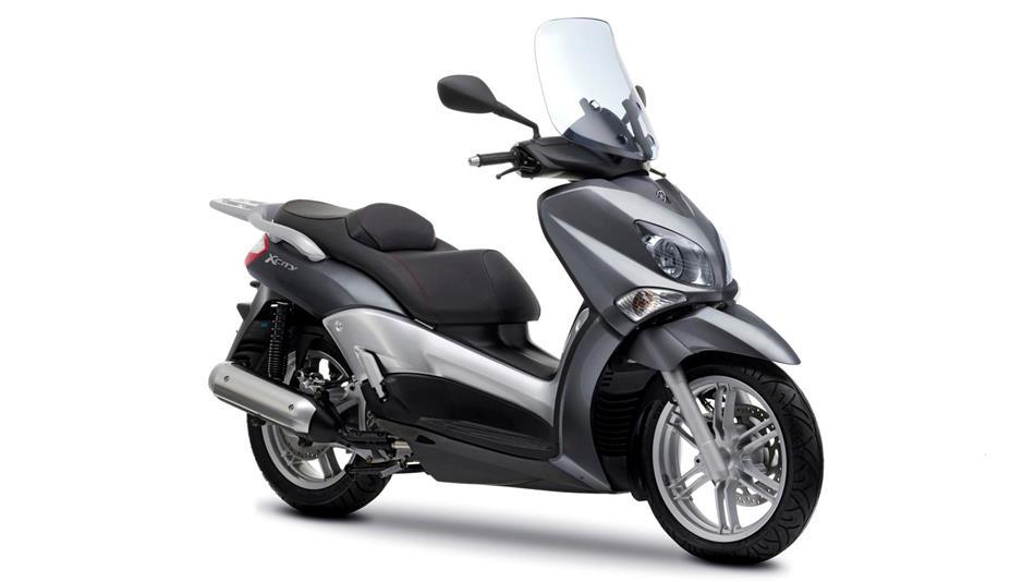 x city 250 2010 scooter yamaha motor italia. Black Bedroom Furniture Sets. Home Design Ideas