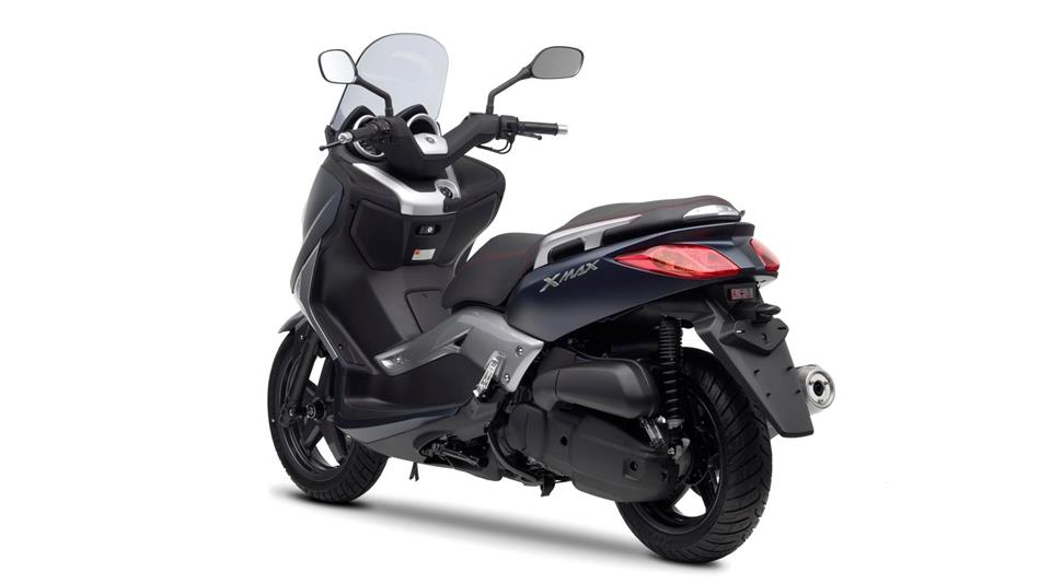 x max 125 2010 scooter yamaha motor italia. Black Bedroom Furniture Sets. Home Design Ideas