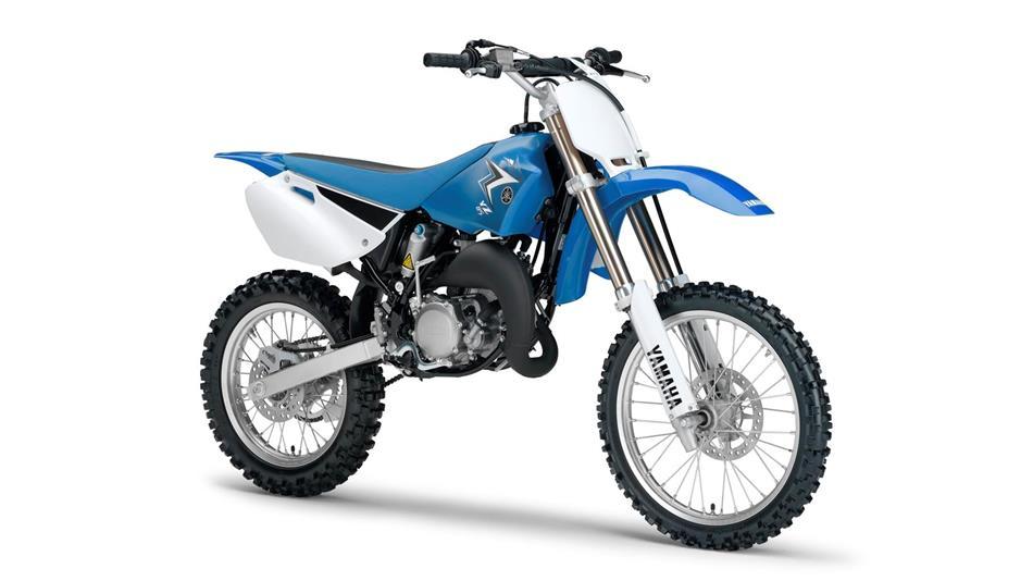 yz85 lw 2010 motocicli yamaha motor italia. Black Bedroom Furniture Sets. Home Design Ideas