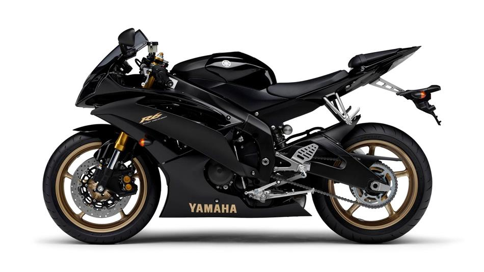 yamaha r6 black 2014 - photo #10