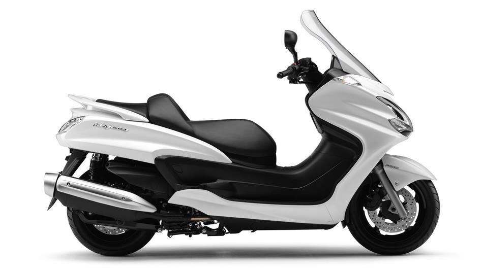 Majesty 400  Abs 2013 Dati Tecnici E Prezzi - Scooter