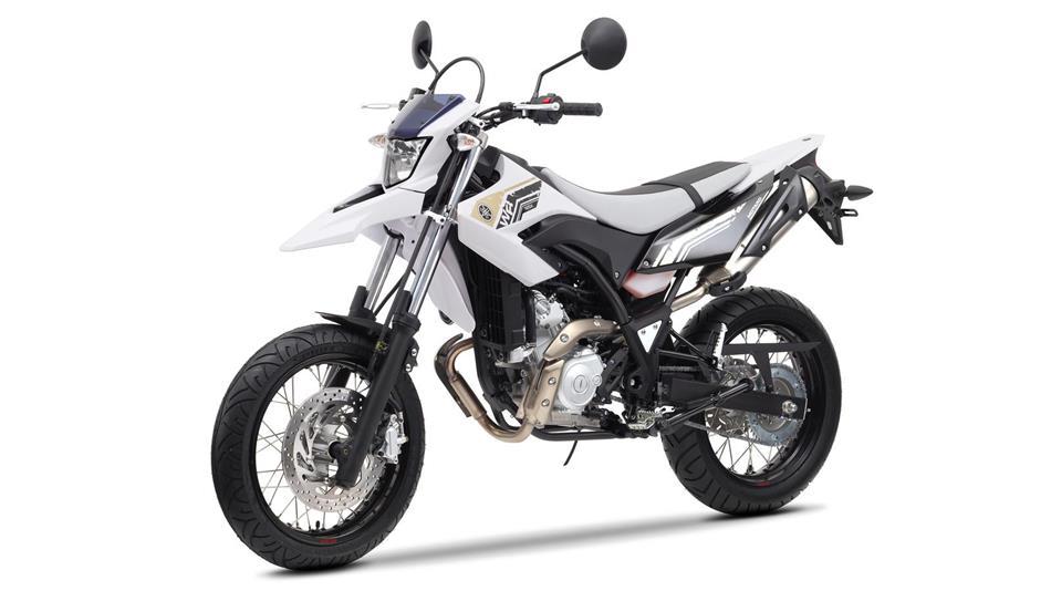 wr125x 2011 motocicli yamaha motor italia. Black Bedroom Furniture Sets. Home Design Ideas