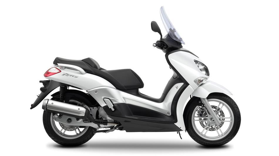 скутер yamaha 125: