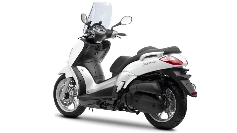 X city 125 2013 scooter yamaha motor italia for Motor city powersports hours