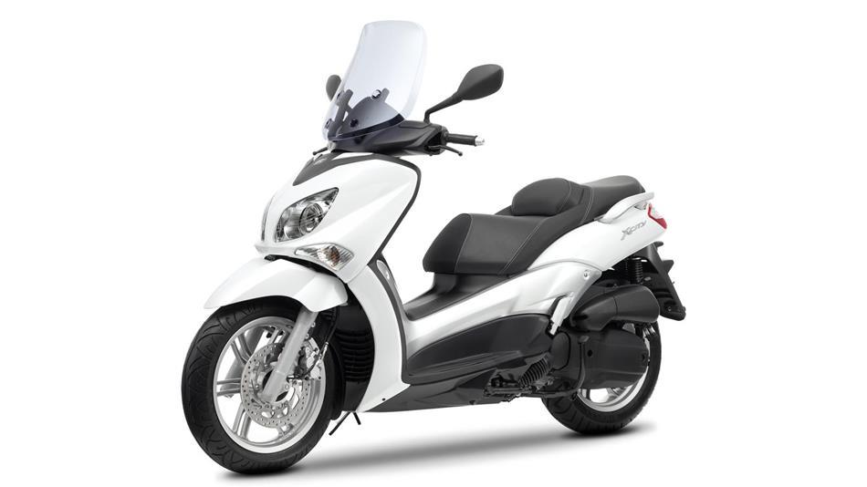 X city 125 2013 dati tecnici e prezzi scooter yamaha for Motor city powersports hours