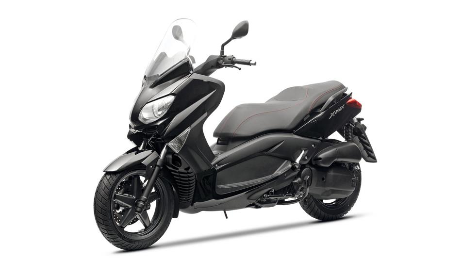 x max 125 2011 scooters yamaha motor uk. Black Bedroom Furniture Sets. Home Design Ideas